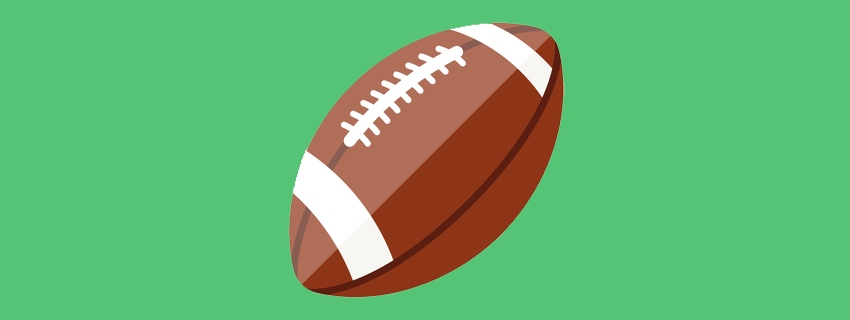 Sports phrases and sayings icon, football